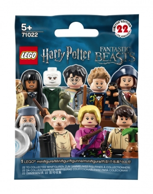 Harry Potter Minifigurky